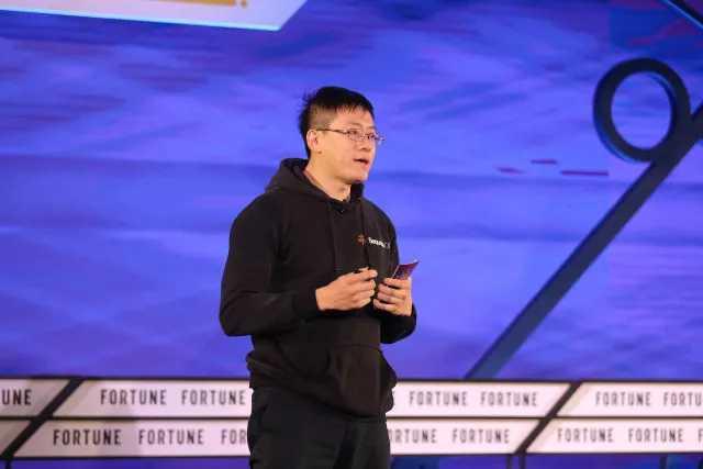 巨杉亮相《财富》创新头脑风暴大会,向世界展现广州创新形象